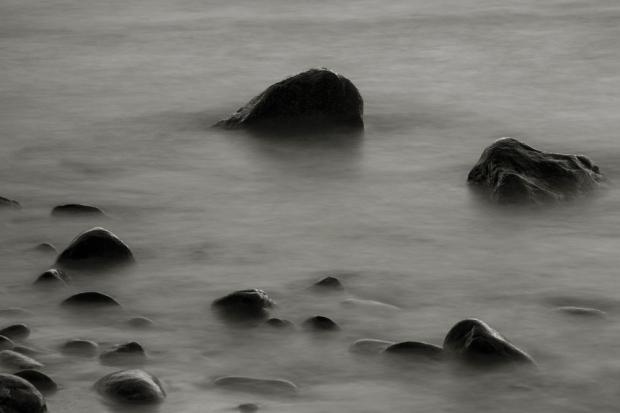 Vand og sten