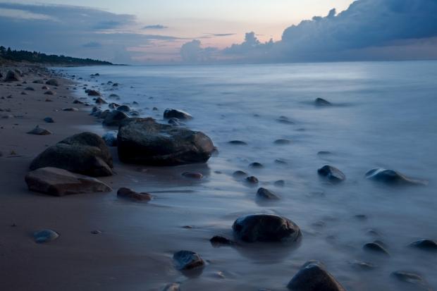 Strandsten